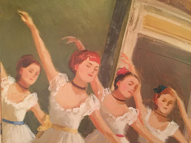 La piccola ballerina