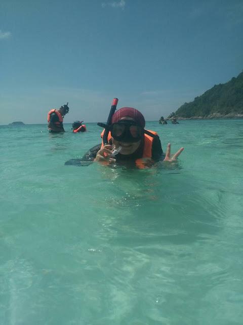Percutian di Arwana Perhentian Eco Resort, Pulau Perhentian Yang Awesome