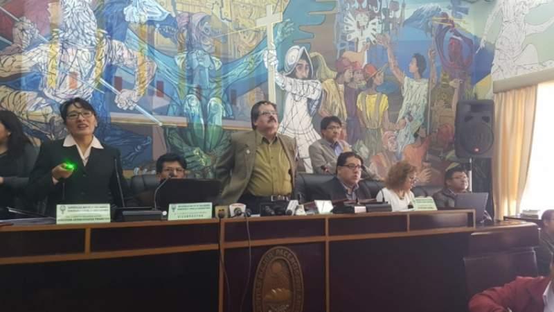 El Conade remitirá su informe a la auditoría de la OEA / ANF