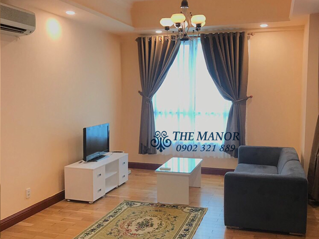 Studio THE MANOR quận Bình Thạnh cho thuê giá rẻ-4