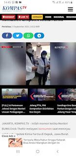 Mantab Turun Tangan Menteri BUMN Berikan Resep