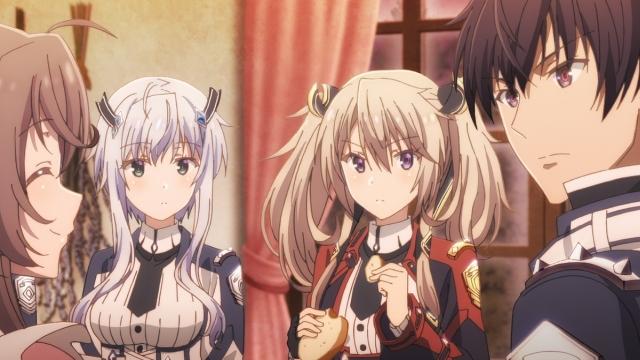 Maou Gakuin no Futekigousha anime wallpaper