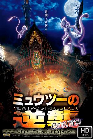 Pokemon. Mewtwo Contraataca: Evolucion [1080p] [Latino-Japones-Ingles] [MEGA]