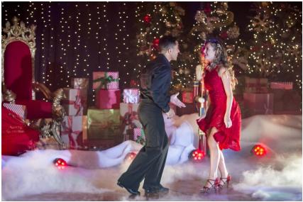 Enchanted Christmas Hallmark.The Tv Megasite S Primetime News Chat Alexa Penavega And
