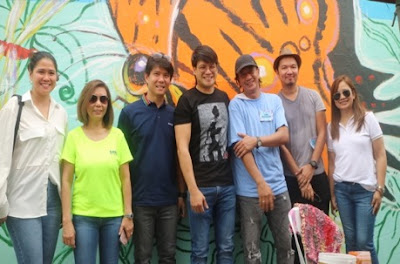 Artists volunteer to paint Manila North Cemetery wall for Undas