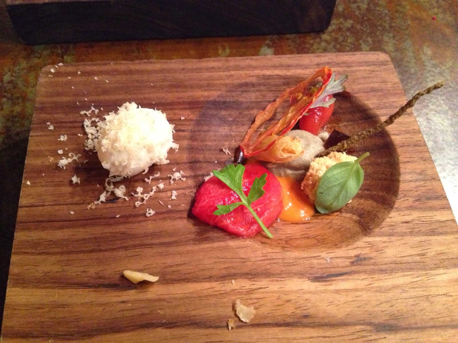 Cape Town - Another amuse-bouche