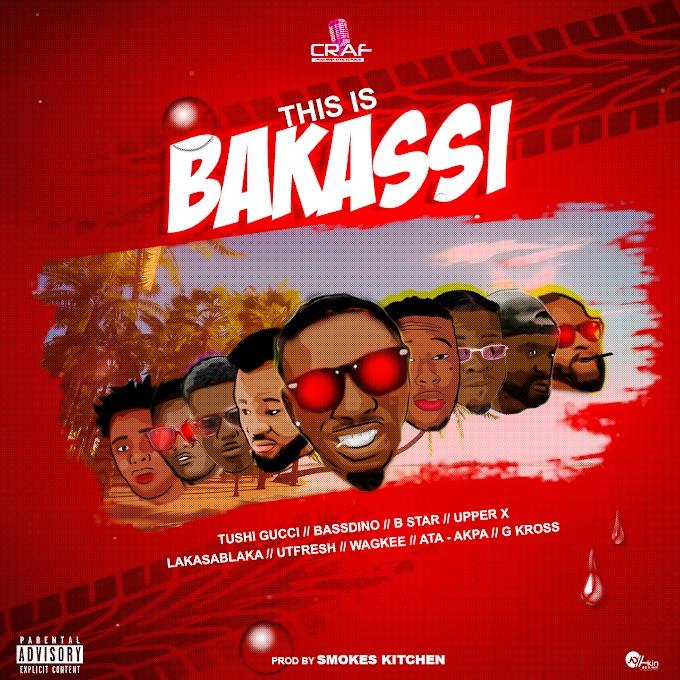 Music: CRAF All Stars - This Is Bakassi (Prod. Smokes Kitchen)