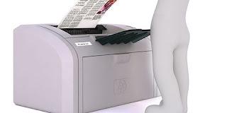 Cara Memperbaiki Printer Tinta Infus Kualitas Hasil Cetak Bermasalah