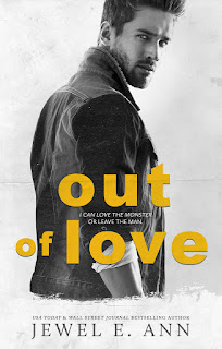 Out of Love by Jewel E. Ann Cover Image