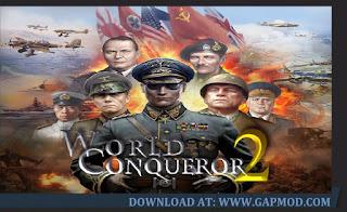 World Conqueror 2 v1.3.6 Apk
