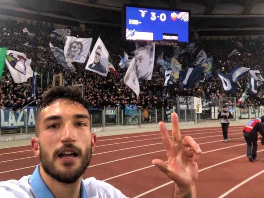 Derby alla Lazio: Caicedo Immobile e Cataldi frenano la corsa Champions della Roma.