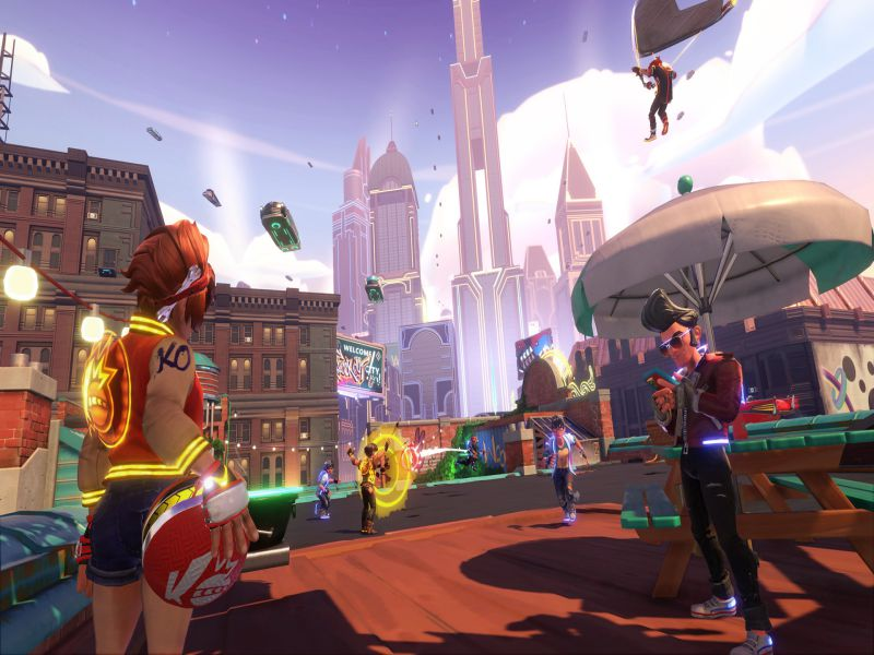 Download Knockout City Free Full Game For PC
