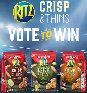 What flavor of Ritz Crisp & Thins is your favorite? Vote and be entered to win a trip to the 2020 FCS Championship or instant win prizes!