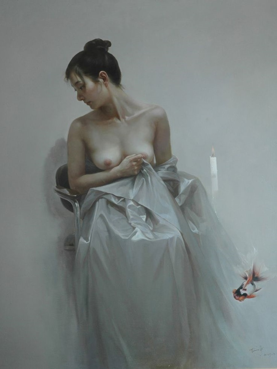 Wang, Figurative Art