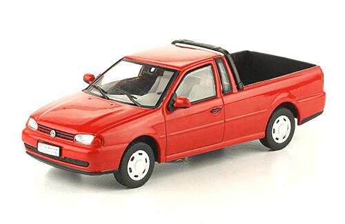 volkswagen Pointer Pick Up 1998 1:43, volkswagen collection, colección volkswagen méxico
