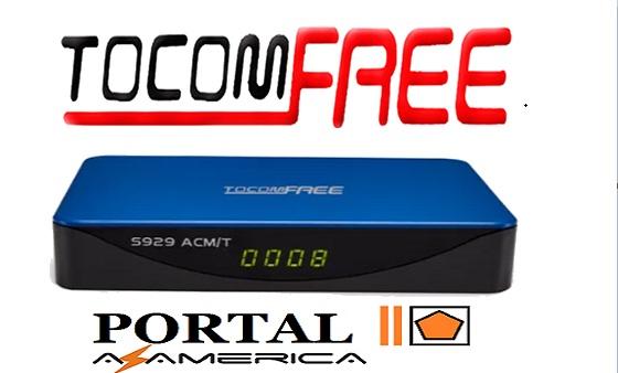 Resultado de imagem para TOCOMFREE S929 ACM/T PORTAL AZAMERICA