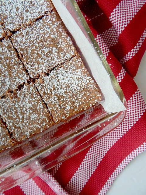 Guilt Free Chocolate Brownies...a few healthy swaps make these brownies healthier, yet still are decadent, fudgy and tasty! (sweetandsavoryfood.com)