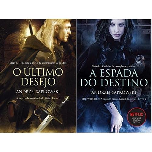 Resenha: The Witcher (Livros 1 - O último desejo e 2 - A espada do destino)