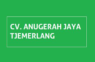 CV. ANUGERAH JAYA TJEMERLANG