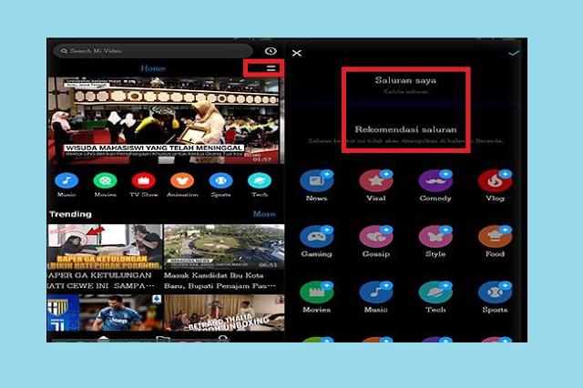 Iklan di MiVideo Xiaomi