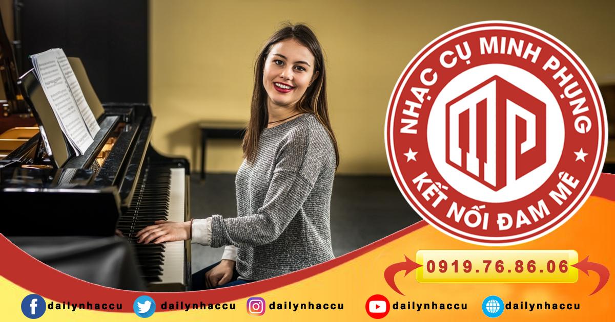 Đàn piano giá rẻ và những lưu ý khi chọn mua đàn piano