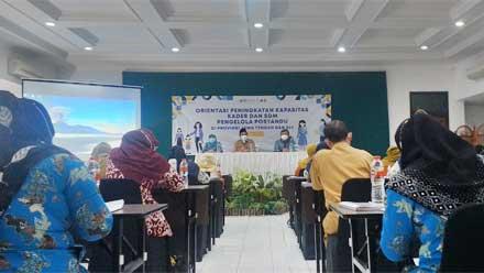 Orientasi Peningkatan Kapasitas Kader dan SDM Pengelola Posyandu