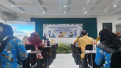 Dinkes Kabupaten Magelang Adakan Orientasi Peningkatan Kapasitas Kader dan SDM Pengelola Posyandu