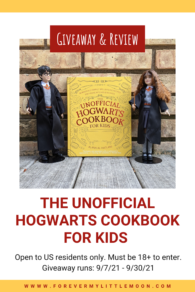 The Unofficial Hogwarts Cookbook for Kids Review & Giveaway!