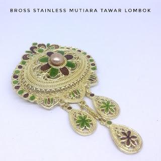 Harga Grosir Bros Mutiara Lombok Air Tawar