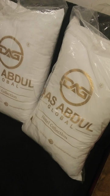 review bantal Das Abdul Global
