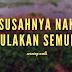 SUSAHNYA NAK MULA BALIK MORNING WALK!