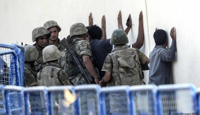 Turkey arrests 100 suspected IS terrorists