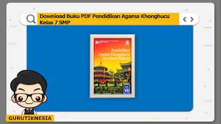 download ebook pdf buku digital pendidikan agama khonghucu kelas 7 smp