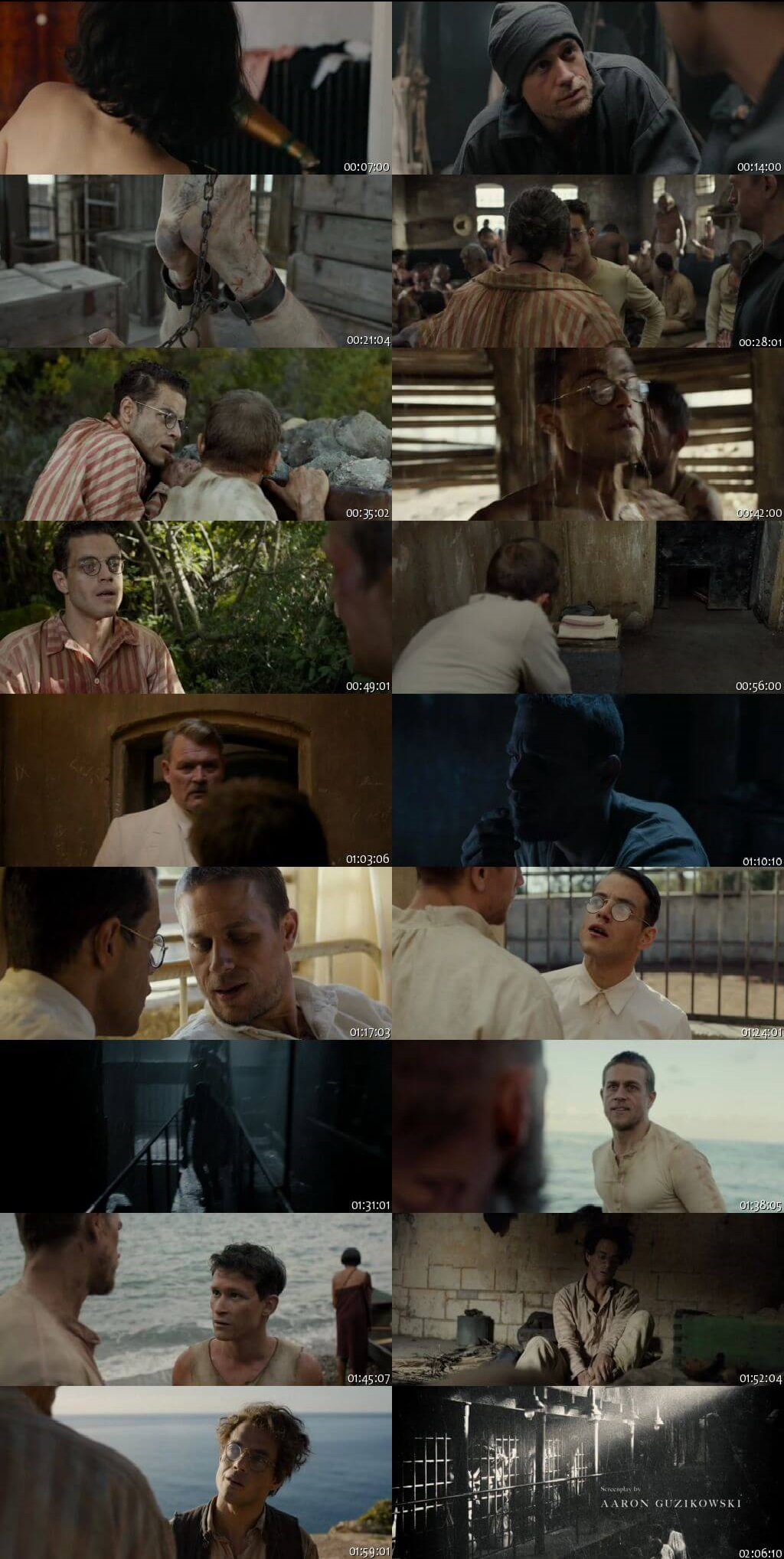 Screen Shot Of Papillon 2018
