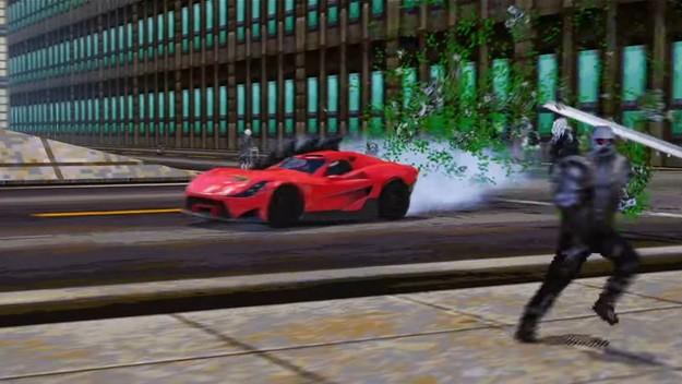 Carmageddon returns in a similar game Wreckfest
