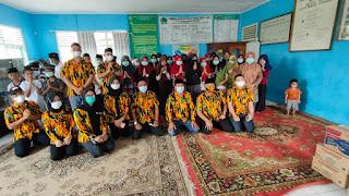Peduli Sesama, AMPG Lampung Berikan Bantuan ke Panti Asuhan