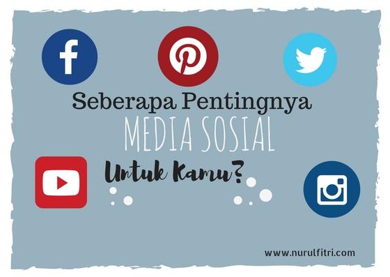 Seberapa Pentingnya Media Sosial Untuk Kamu?