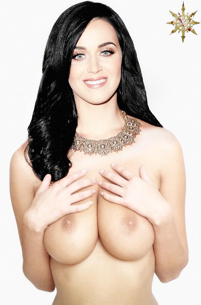 Katy Perry White Boobs