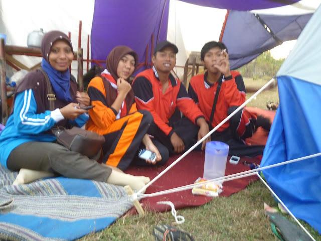Program Kerja Pramuka Kwartir Ranting Kecamatan Karanganyar Kurikulum 2013