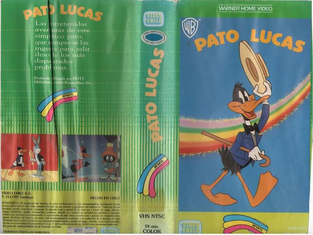"Video: ""Pato Lucas"""