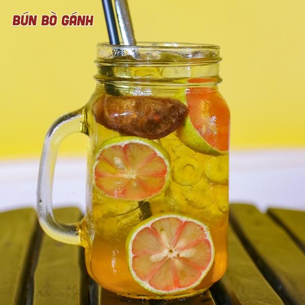 Nước Chanh Đào - Peach Lemon Juice