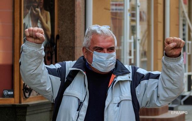В Україні нові одужання від коронавірусу