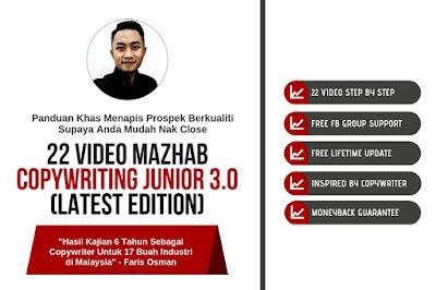 copywriting terbaik faris osman perlu dalam perniagaan online