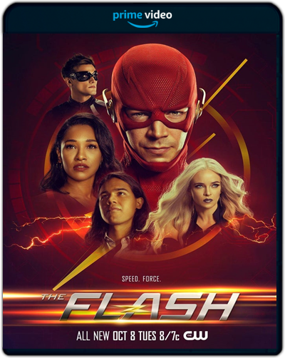 The Flash S06E13 - Grodd Friended Me (2019-2020)