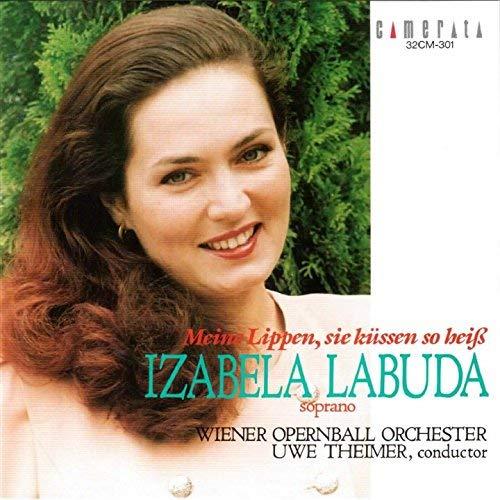 Opera Y Mas Izabela Labuda Meine Lippen Sie Kussen So Heiss
