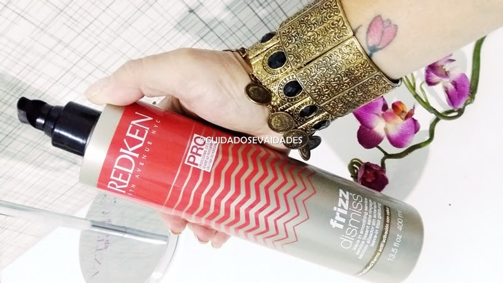 Leave-in Redken Frizz Dismiss Pro