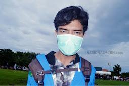 """Terkendala Biaya, Kegiatan """"Mahasiswa Aceh Cegah Covid-19"""" Butuh Bantuan"""