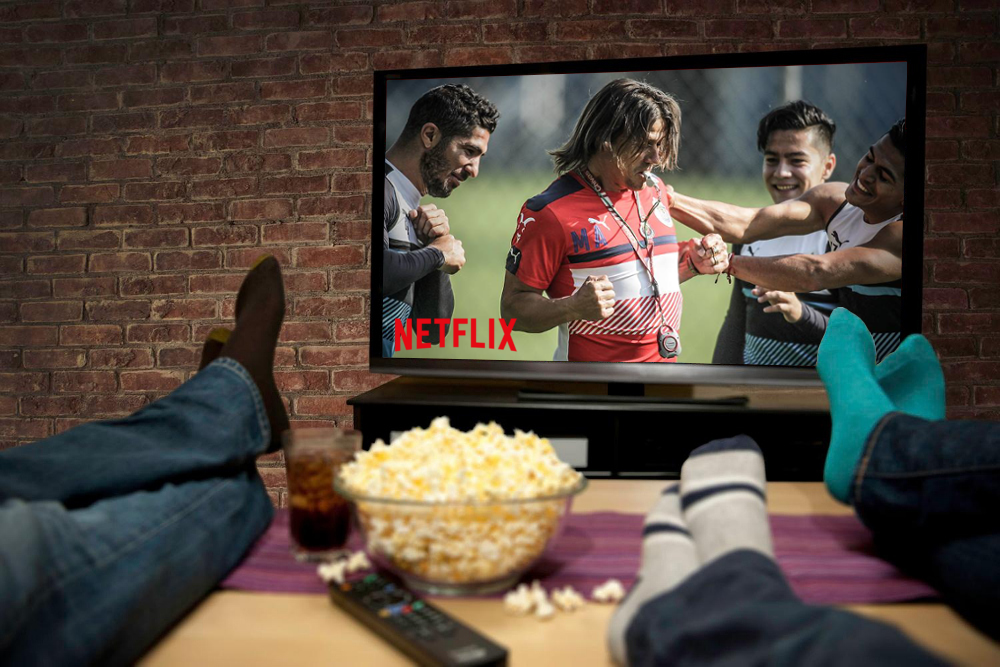 La alianza entre Chivas y Netflix está muy cerca de concretarse.