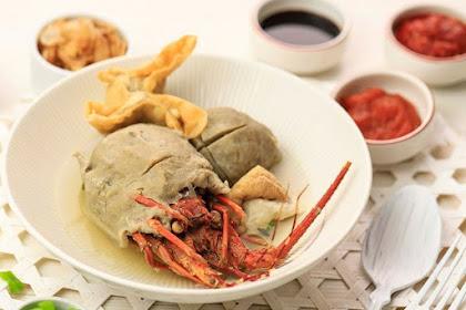 Mau Makan Bakso Lobster? Ketahui Dulu Nutrisinya