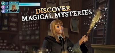 Harry Potter: Hogwarts Mystery gameplay2